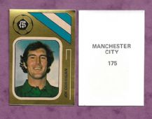 Manchester City Joe Corrigan England 175